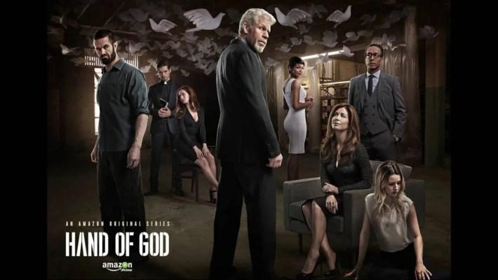 Hand of God saison 2