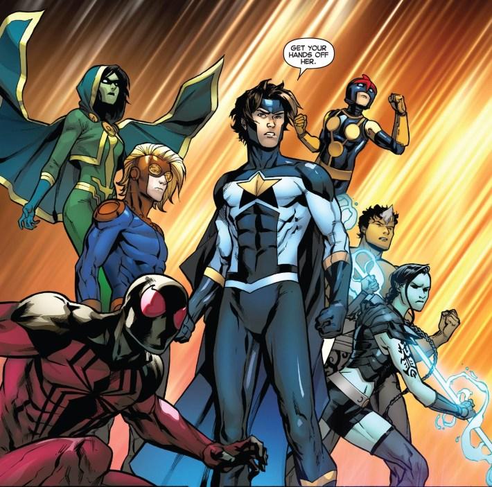 Marvel's New Warriors