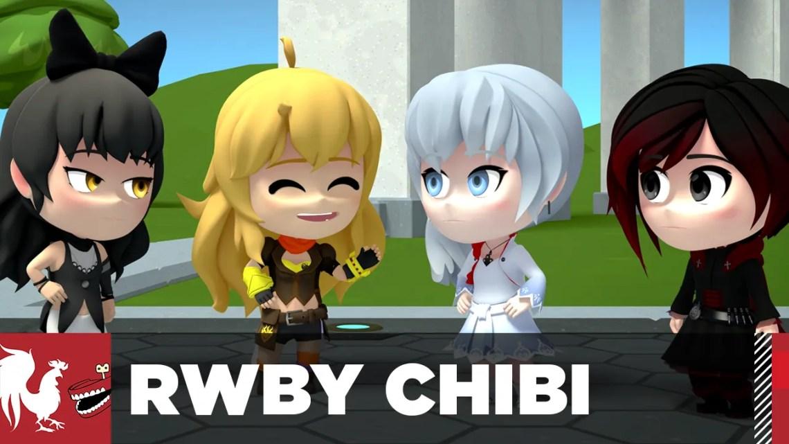 RWBY Chibi saison 2