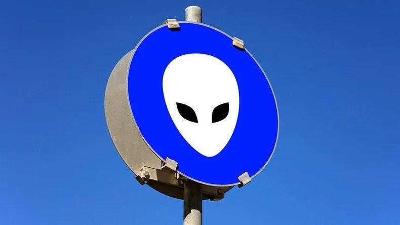 Les aliens arrivent