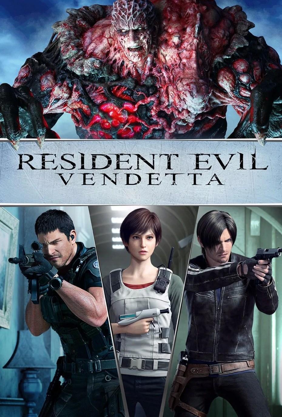 Resident Evil: Vendetta