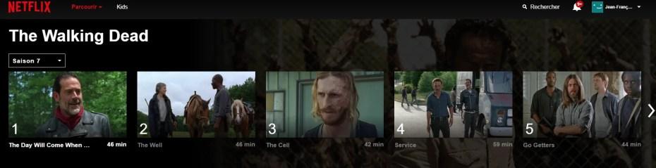 The Walking Dead: la saison 7