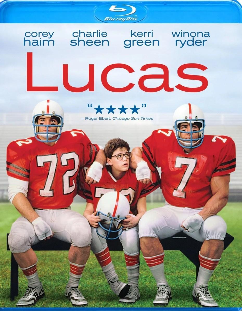 Lucas  Charlie Sheen