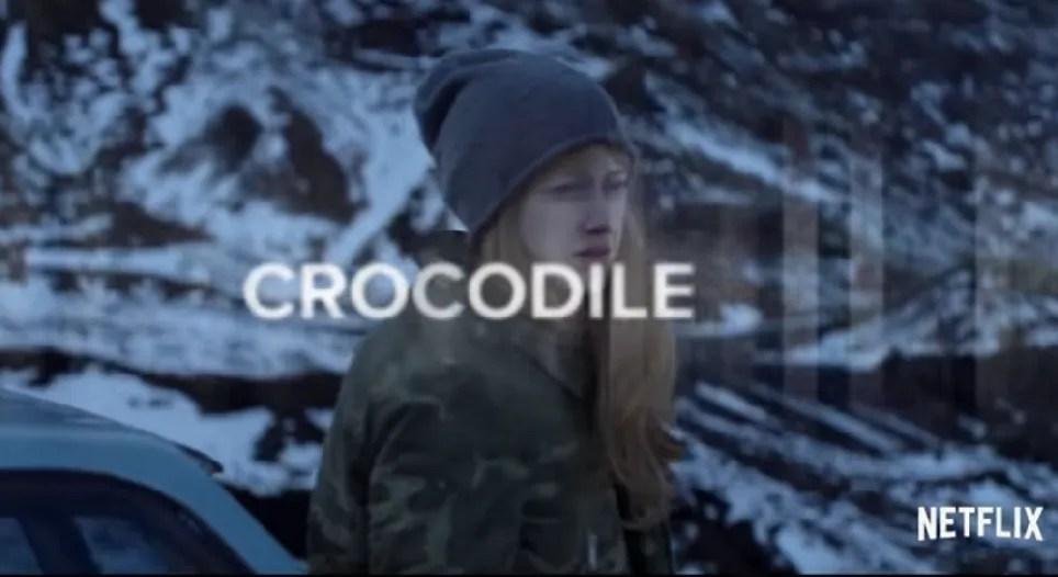 Black Mirror - Crocodile
