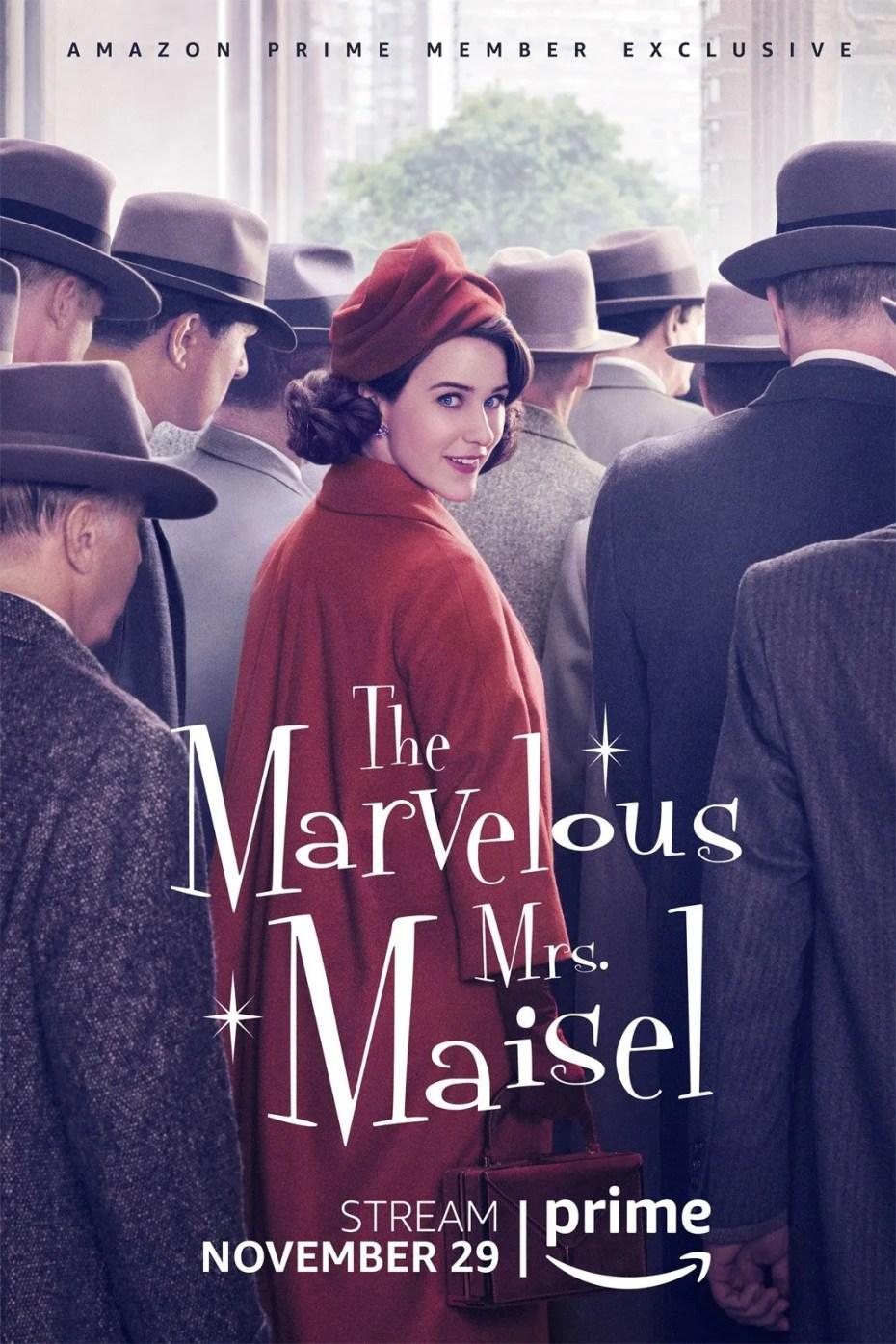 The Marvelous Mrs. Maisel saison 2
