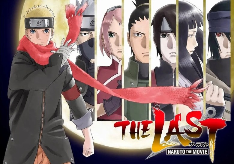 Naruto The Last