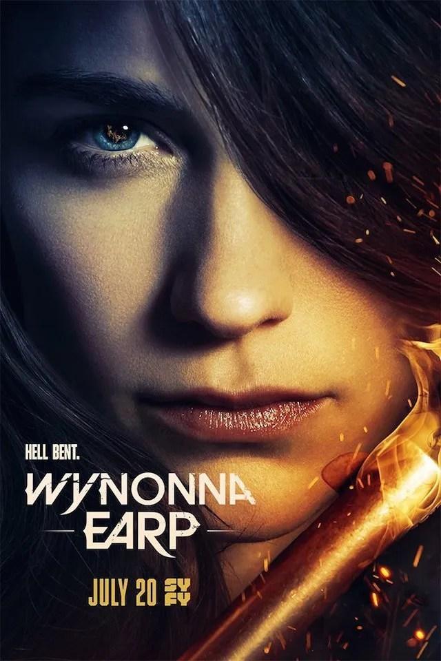 Wynonna Earp saison 3