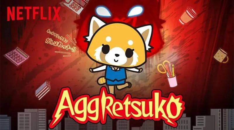 Aggretsuko saison 2