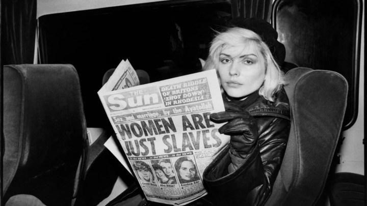 Debbie Harry, Atomic Blondie