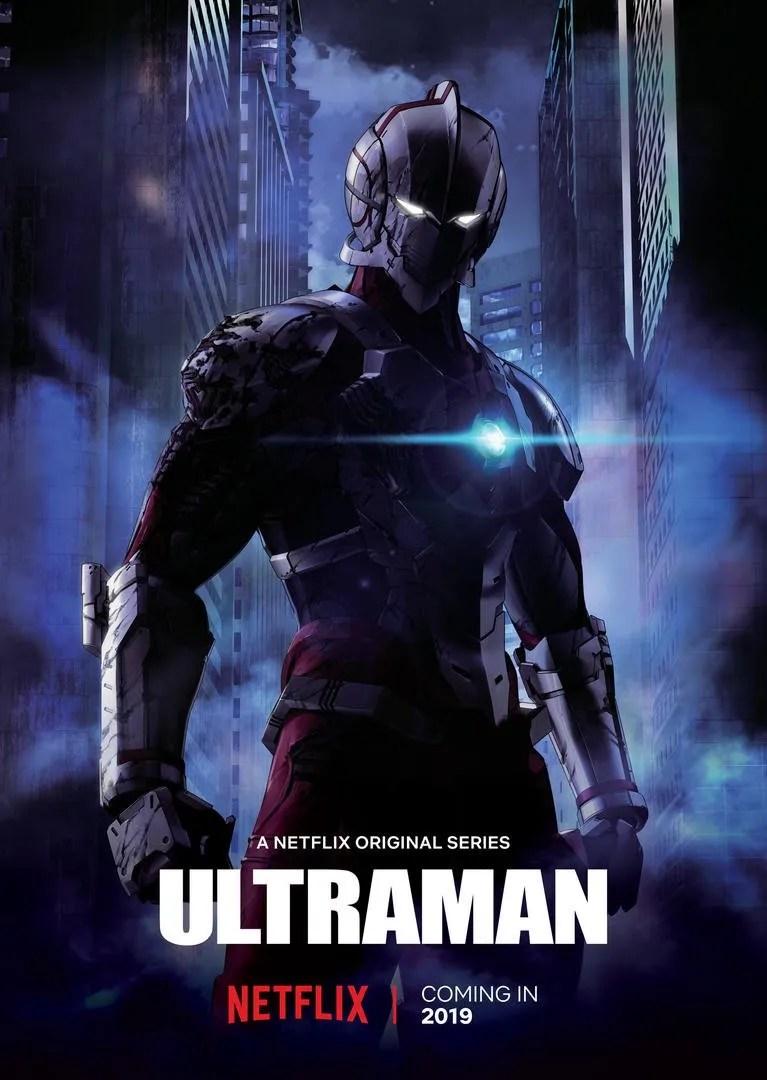 Ultraman 2019 Netflix