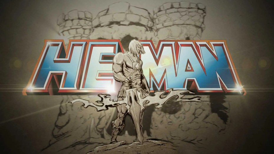 Power of Grayskull The Definitive History of He-Man and the Masters of the Universe