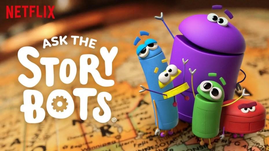 La boîte à réponses des StoryBots