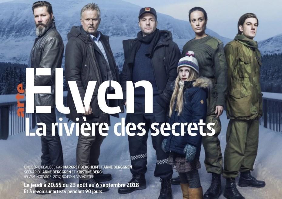 Elven – La rivière des secrets