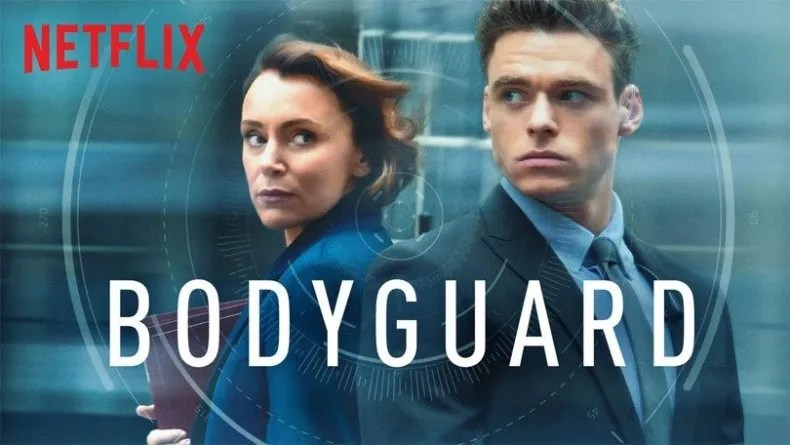 Garde du corps Netflix