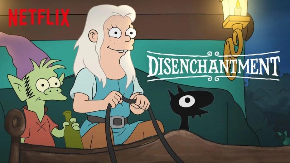 Disenchantment saison 2
