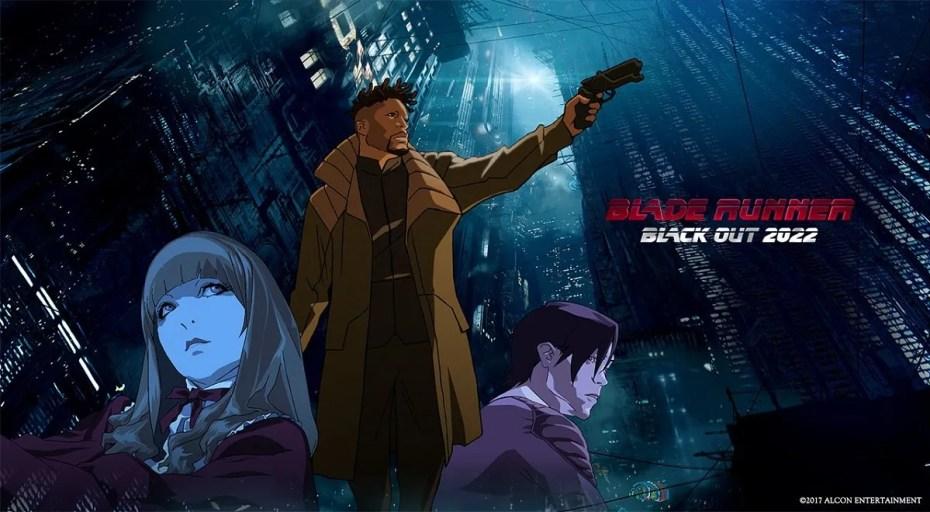 Blade Runner Black Out 2022