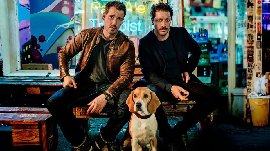 Les meutes de Berlin - Dogs of Berlin