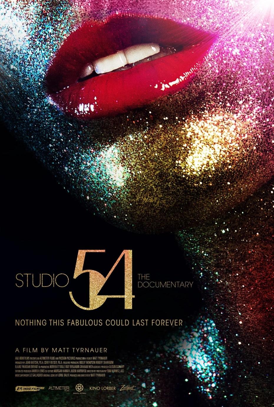 Studio 54 netflix
