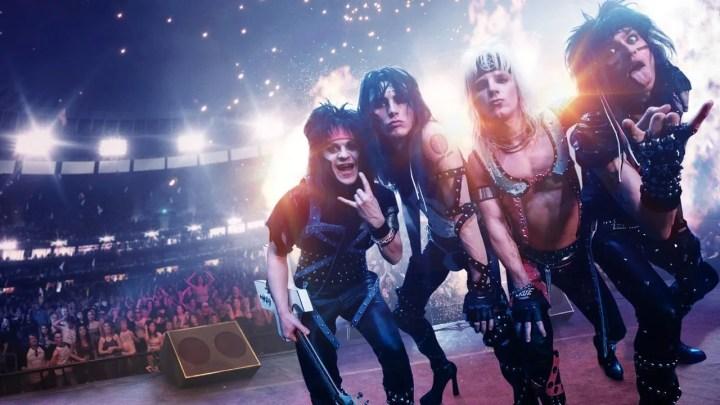 The Dirt les coulisses de Mötley Crüe