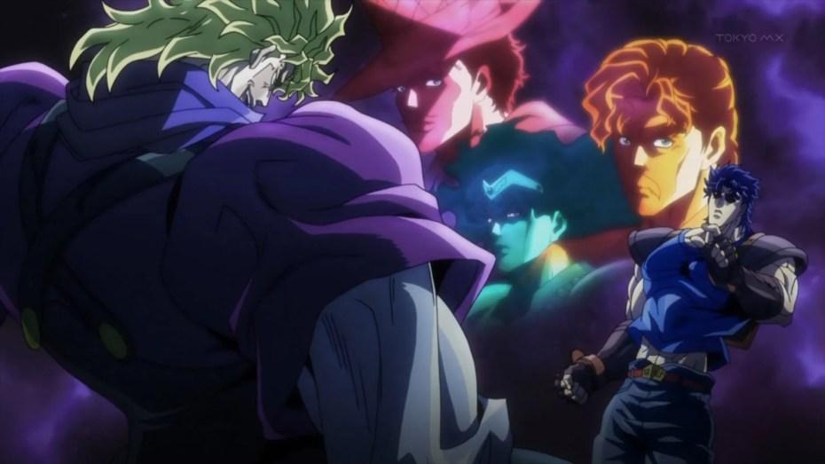 JoJo's Bizarre Adventure Phantom Blood