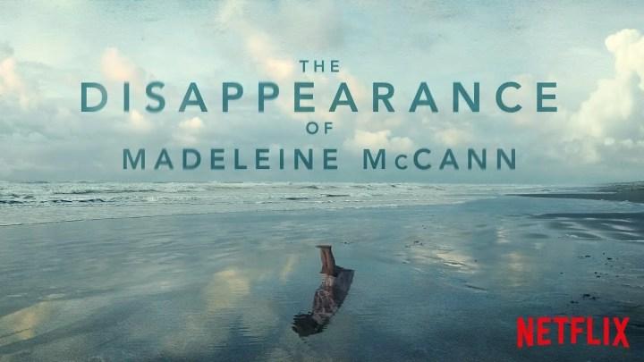 La disparition de Maddie McCann