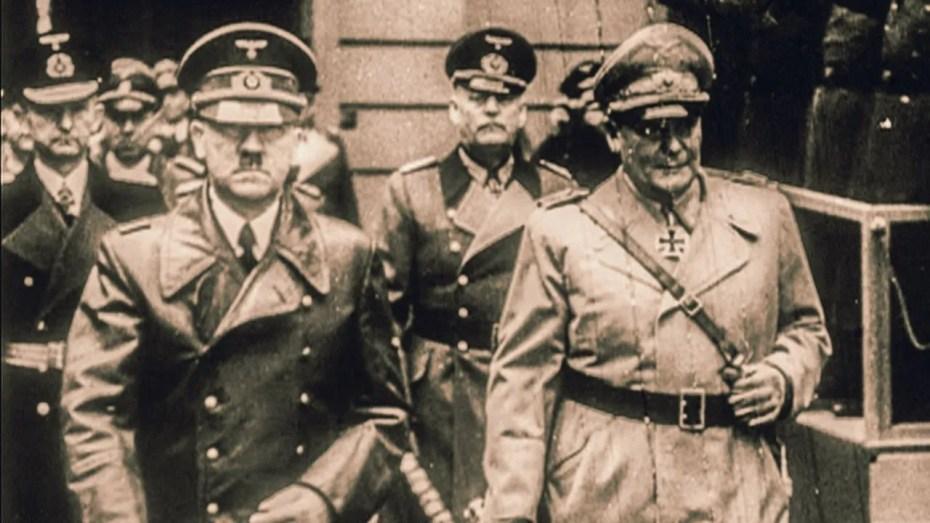Tuez Hitler ! La chance du diable