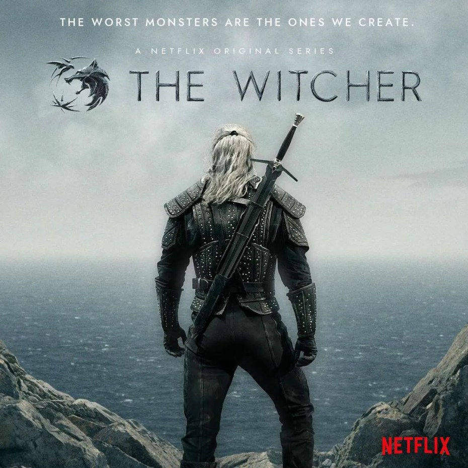 The Witcher poster netflix