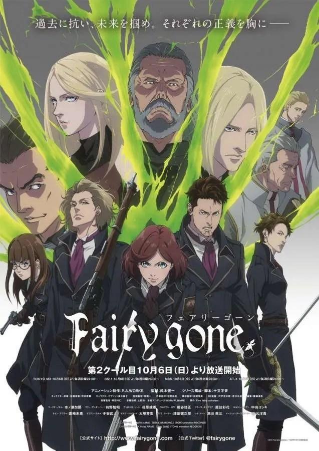 Fairy gone saison 2