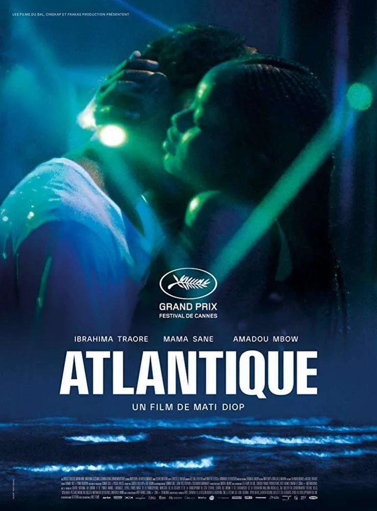 Atlantique  le spectre de l'amour