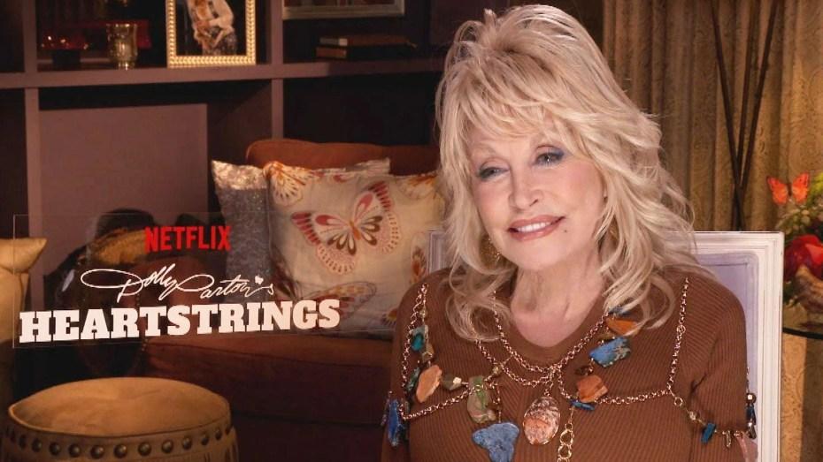 Dolly Parton : Cordes sensibles