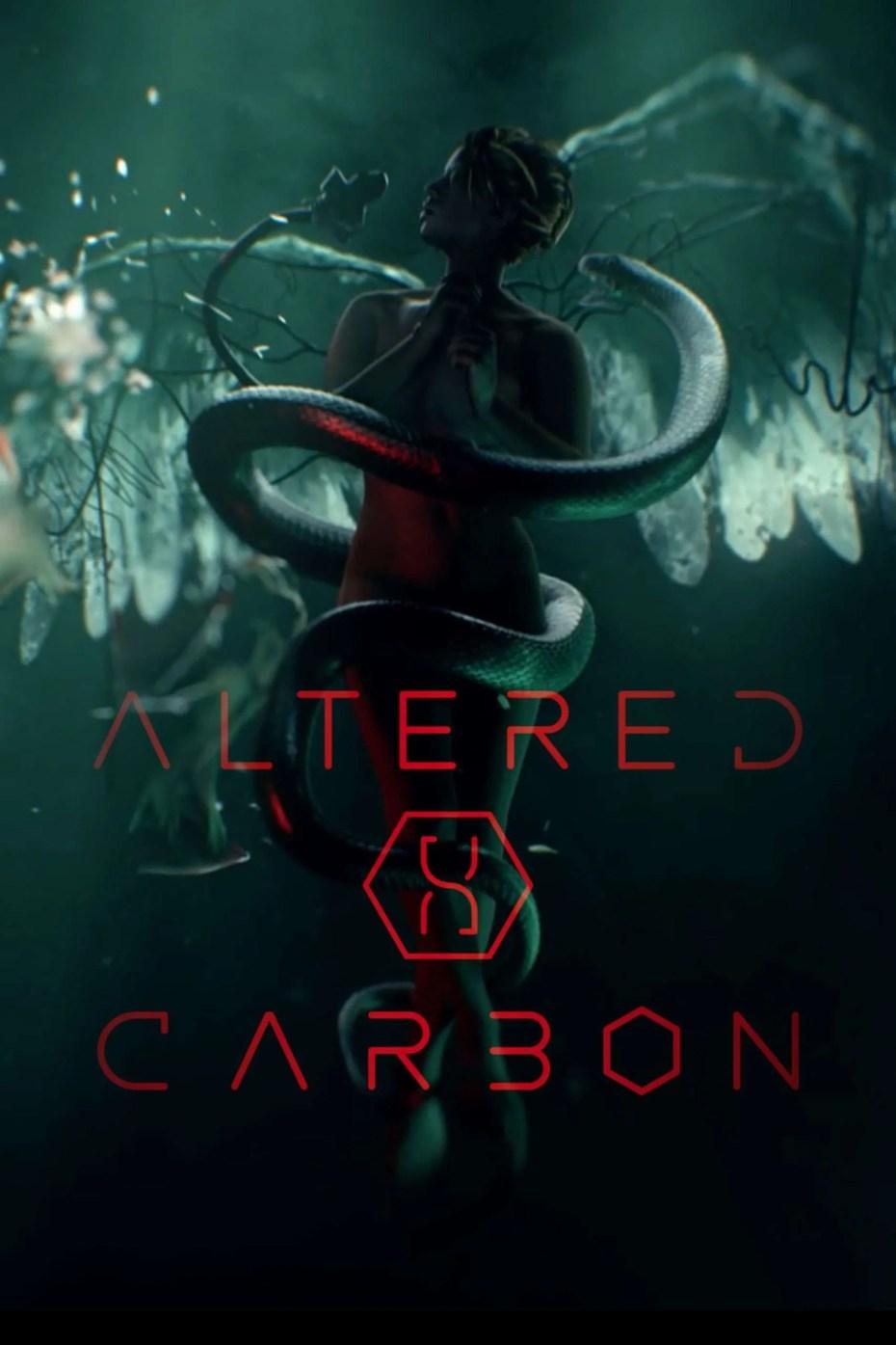 Carbone modifié saison 2
