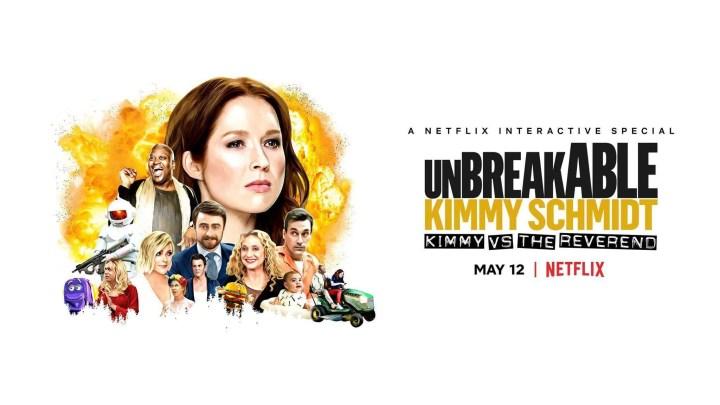 Unbreakable Kimmy Schmidt Kimmy vs. the Reverend
