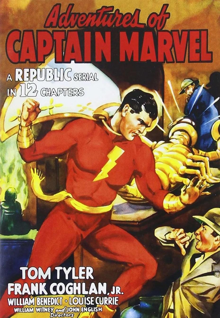 Le Capitaine Marvel