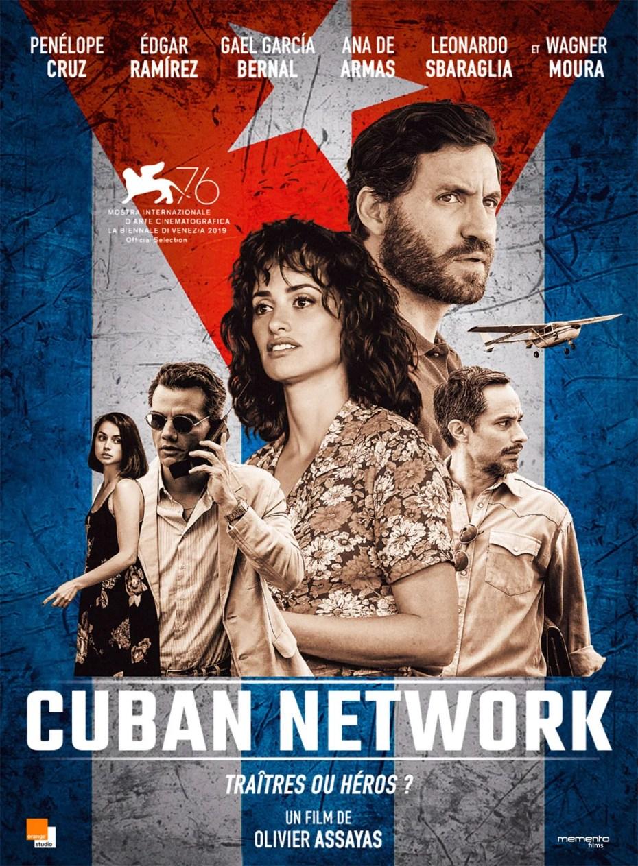 Le réseau cubain