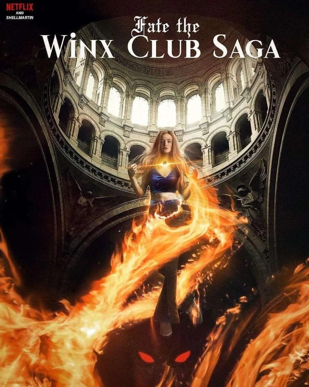 Destin  La Saga Winx
