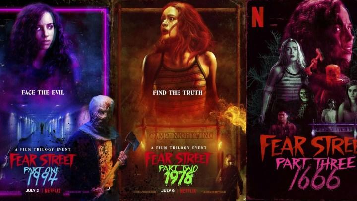 Fear Street – Partie 3 : 1666