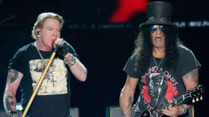 Guns N' Roses - Absurd