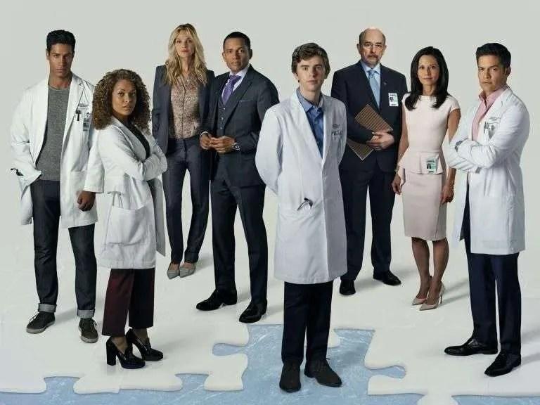 Le Bon Docteur saison 5