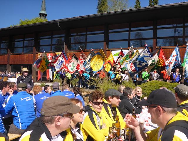 Turnfahrt 2016 in Heimiswil