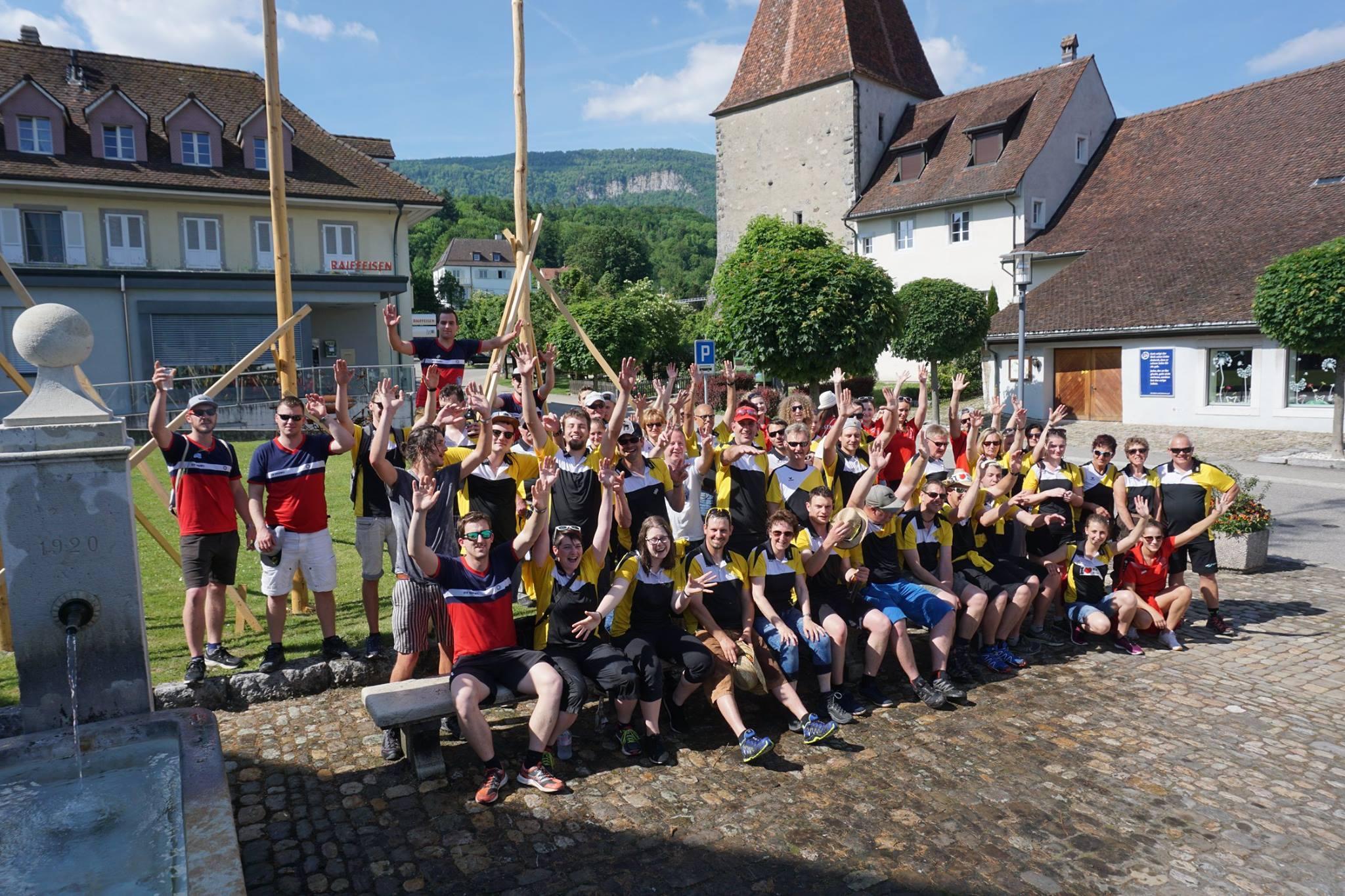 Turnfahrt 2017 in Inkwil