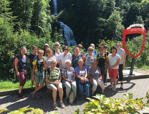 Vereinsreise Frauenturnverein Roggwil 20. August 2020