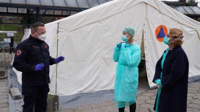 Photo of Uručeno 1500 novih testova na korona virus za KCUS i SKB Mostar