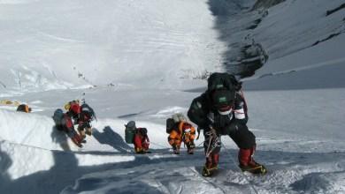 Photo of Mont Everest pokriven 5G mrežom