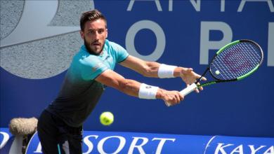 Photo of Džumhur u finalu ATP Challengera