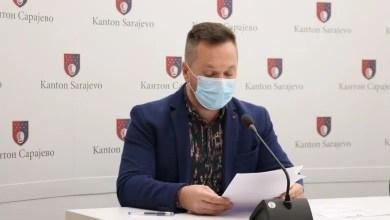 Photo of KS: 283 novozaraže osobe, dvije preminule (VIDEO)