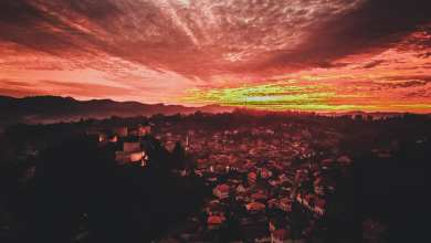 Photo of Nebične slike jednog od najstarijih gradova u BiH