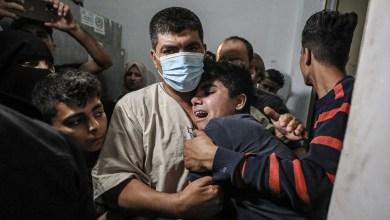 Photo of Palestinske vlasti su saopćile da je u Gazi život izgubilo 20, a da je ranjeno još 65 osoba