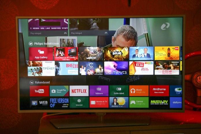 smart tv App Store