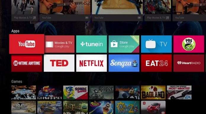 hisense tv apps