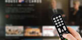 Smart tv and Remort